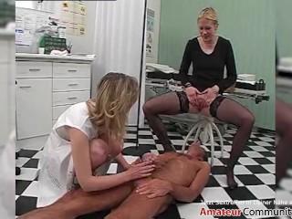 Filthy pounding & piss play for 2 dirty sluts! AMATEURCOMMUNITY.XXX