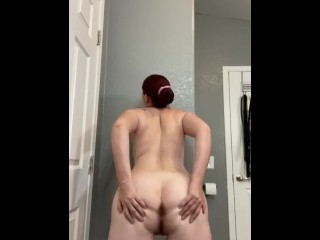 Showing you my ass