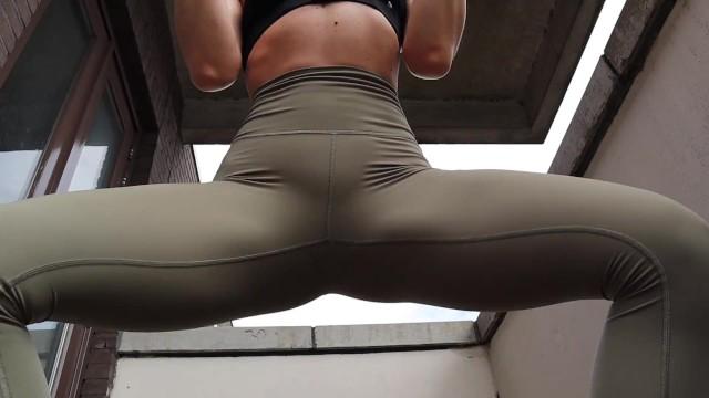 Slut sporty Jessica Lynn