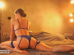 I make love to myself and have the strongest orgasm - KaterinaAmateur 4K