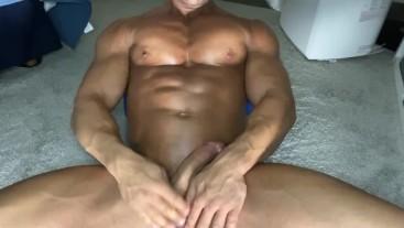 Muscle JOI Sean Costin Jerk Off Instructional