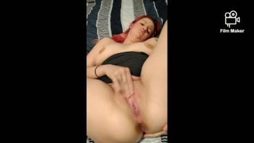 Cum watch this pussy throb