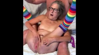 Mature Stepmom Fantasizes About Stepson Fingers Wet Snatch