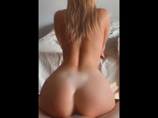 Nasty Post Workout Fuck with Hot Blonde Teen