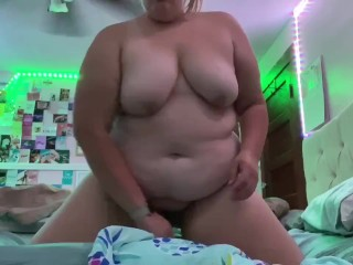 Teen squirts harder then ever!