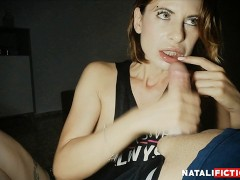 30 minutes of TORTURE. Ruined Orgasm And Post CUM Toture - Natali Fiction is Back