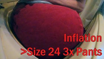 WWM - Size 24 Pants Inflation