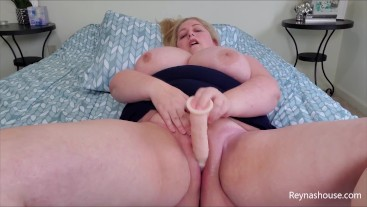 Hot Wife Tales - Reyna Mae - BBW MILF POV Sex Masturbation Dildo Fucking Orgasm Cuckolding Fetish