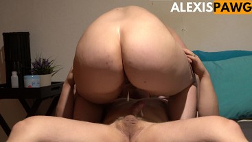 Amateur Dripping Anal Creampie for Thick Jiggly Big Butt Pawg Full Video