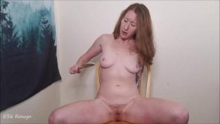 Slapping My Pussy Until I Orgasm