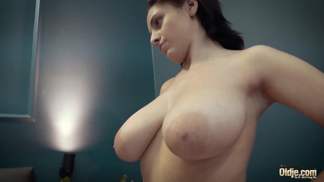 Big Natural Boobs Teen Gets Fucked by Grandpa - Pornhub.com