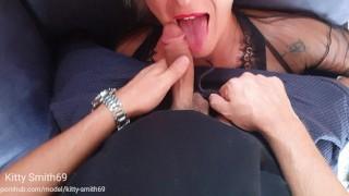 Homemade FACEFUCKING MILF| Kitty Smith69
