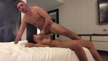 Luna Star sneaks away from her boyfriend for a fuck session