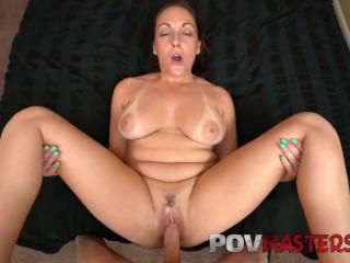 Big Natural Tits Melanie Hicks Bick Cock POV mature stocking tube