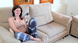 Seducing and fucking my neighbor reality porn- Full movie on MH