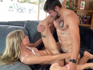 Seduced by Sister's Girlfriend