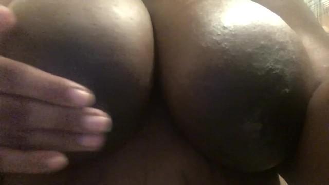Fat ebony pussy play 3