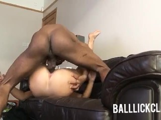 Balls Deep Smacking On Her Tight Ass Missionary Pounding