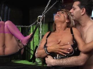 Stunning slaves orgy...