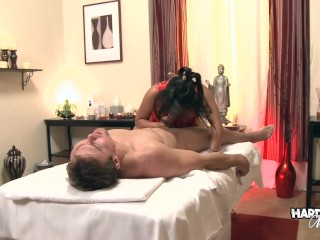 Hardcore massage girl pussy massage...