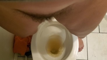 Morning piss