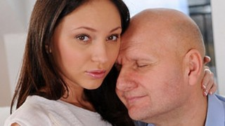 GrandpasFuckTeens Hot College Girl Spends The Weekend Fucking With Her Old Teacher