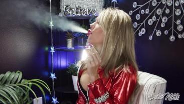 Chain Smoking VS120 With Me - Nikki Ashton