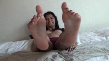 Weird Big Toe Flex