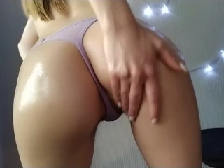 Tits jiggling...