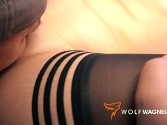 Melina May is a horny little fuck date addict! WOLF WAGNER wolfwagner.date