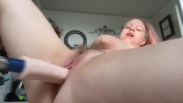 Amateur;Big Tits;Hardcore;Masturbation;Toys;MILF;Exclusive;Verified Amateurs;Solo Female;Female Orgasm fucking-machines, shockspot-machine, shockspot, sicilia-ricci, real-orgasm, real-orgasm-amateur, natural-bush, hairy-pussy, hairy-pussy-fuck