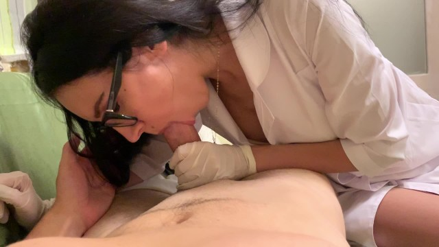 Girl on pills on balcony gets fucked porn Nurse With Big Tits Was Fucked After Mixing Up Regular Pills With Viagra Wanking In Medical Gloves Pornhub Com