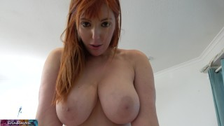 Stepsis wants stepbro's cock when she catches him fucking their stepmother