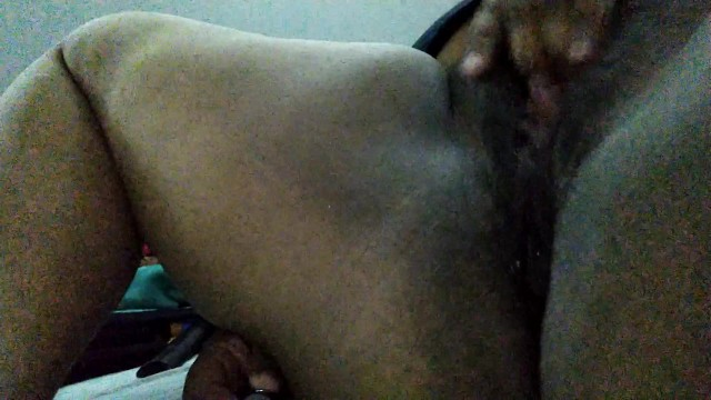 Playing with my Wet ftm pussy 6