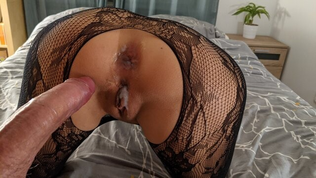Petite Asian Anal Fisting