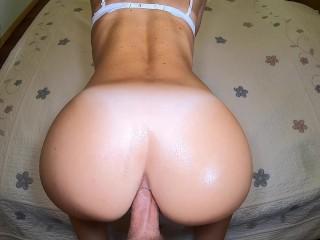 Deep sex turns creampie sensual porn...