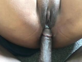 Cream filled ebony Cougar