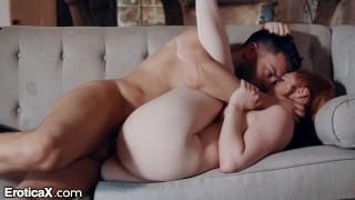 Lesbian's GF Takes Creampie To Get Pregnant, Pt 1 - EroticaX