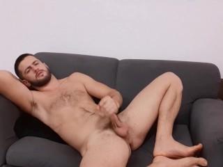 Hes ruin his orgasm...