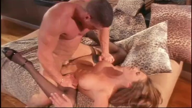 Busty Slut Takes Step Sons Hard Cock While Husband is Away 20