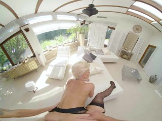 Wild Fuck Session With Busty MILF Subil Arch