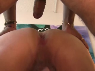 Hot latin top breeds silver daddys sloppy ass...