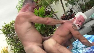 Vers Silver Daddies Take Raw Dick and Creamy Loads (FULL SCENE)