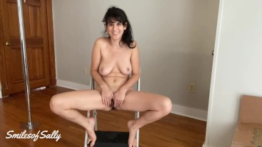 Peeing 11 Times! Outdoors and In, All Natural Hairy Girl - SmilesofSally