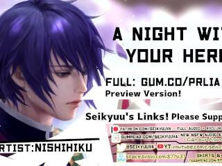 ASMR 18+ He Saves You and so, in Return You...!?! Demon Slayer (art by: Nishihiku)