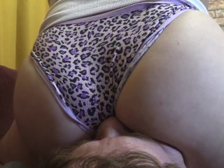 Smothering ass domination yoga pants sexy girls...