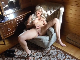 Resting after fucking a big dick