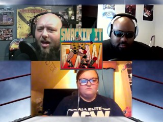 Bow To The Tribal Chief - Smackin' It Raw Ep. 164