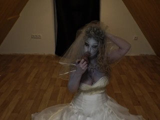 Return of The Bride 2020 – Halloween Contest – Deepthroat