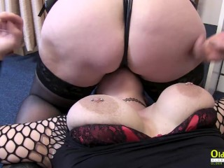 Oldnanny big tits of lacey starr...